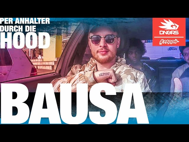 BAUSA: Puffs, Beats, Rap aus Bietigheim, RIN, RAF Camora, Prinz Pi uvm. #PADDH