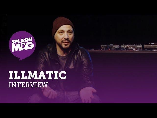 Interview: Illmatic über Comedy, MC Rene und eine LP mit Gregpipe (splash! Mag TV)