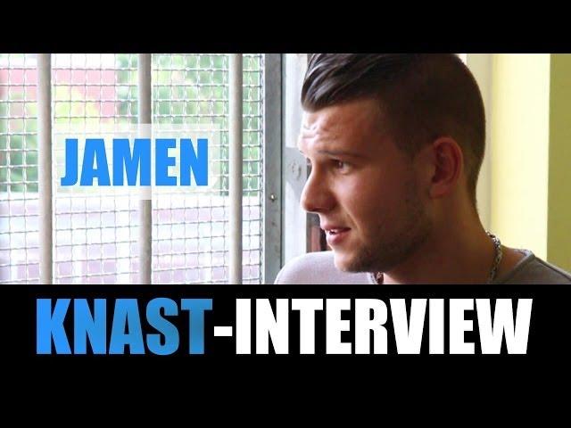 KNAST INTERVIEW - Jamen über Xatar, Überfälle, JVA, Bushido, Rap, Gefängnis, Dusche, Knast, Herford