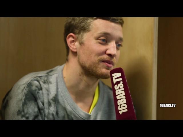 Maeckes über Basketball, Tilt und Gelegenheitsjobs (16BARS.TV)