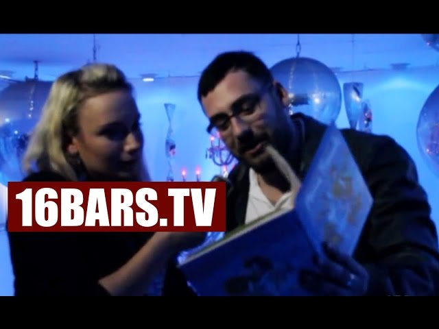 Interview: sido auf der Harris Releaseparty (16BARS.TV)