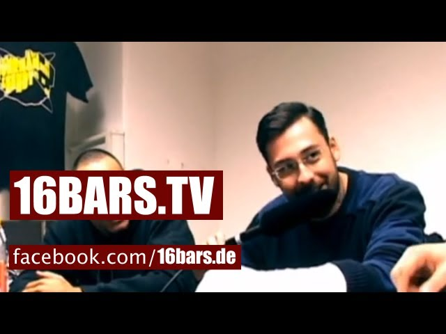 Interview: Die Sekte in Berlin (1/2) (16BARS.TV)