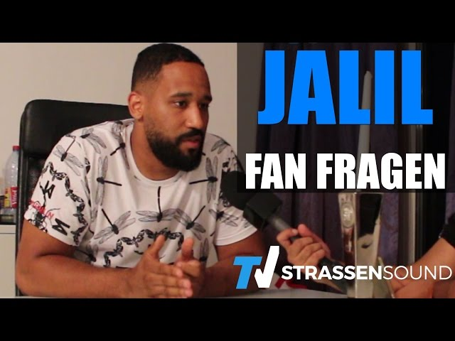 JALIL Fan Fragen: Fler, Bushido, Eminem, Shindy, Ali, Manuellsen, Arafat, Flüchtlinge, SBM3, Silla