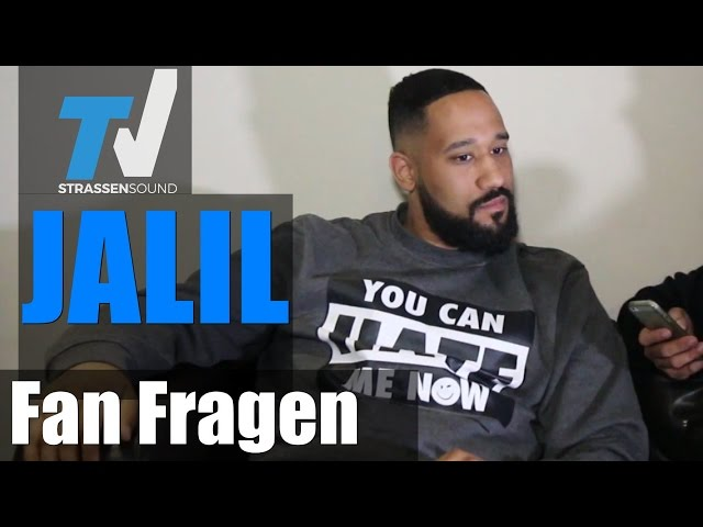JALIL Fan Fragen: Album mit Fler, Shindy ist cool, Spongebozz,  Bushido, PA Sports, G-Hot, Religion