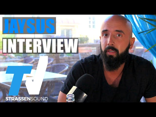 JAYSUS Interview: Sünde, Macht Rap, Kay One, Bushido, Kurt Cobain, Shindy, Diss, Farid Bang, Deso