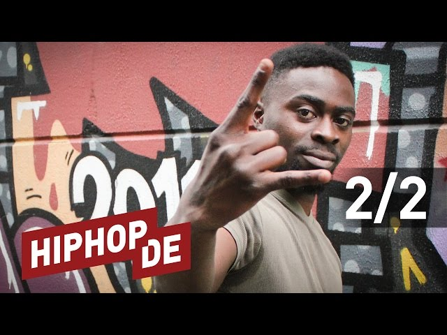 Jean-Cyrille: Hater- & Fanfragen, Rassismus, Gzuz, Maxwell, SCH uvm. (Interview) – On Point Talk
