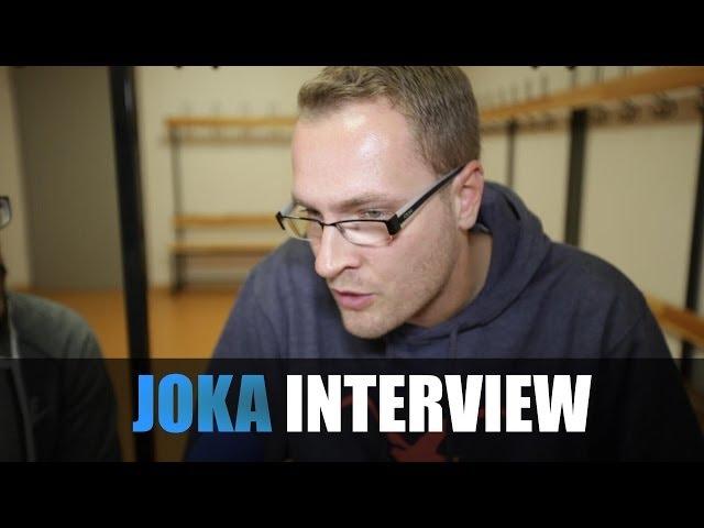 JOKA INTERVIEW: Brille, Motrip, Silla, Lehramt, Schuhgröße 49,5, Bushido, Sido, RAF, Samy Deluxe
