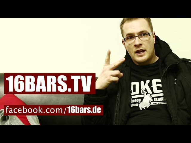 Interview: JokA über sein Studium & sein neues Album (16BARS.TV)