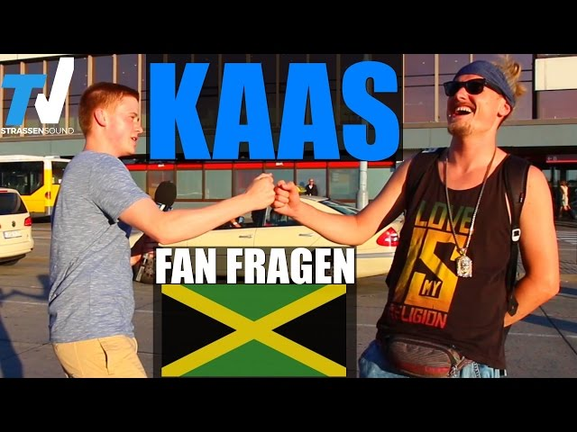 KAAS Fan Fragen: Kool Savas, Jamaica, Money Boy, Shindy Buch, Cro, Danju, Laas, Ewa, Reutlingen