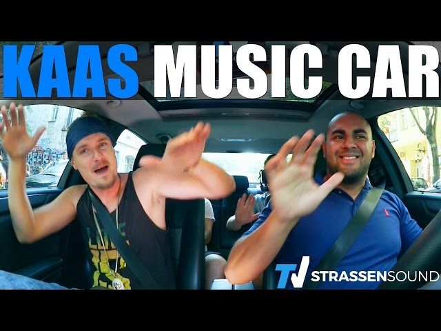 KAAS - MUSIC CAR (Die Orsons): Ventilator, Schwung In Die Kiste, Brainwash, Jamaica, Chimperator