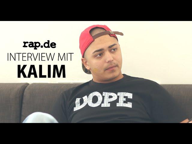 KALIM über seine Anfänge, SSIO, Xatar und AON (rap.de-TV)