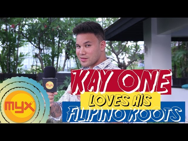 PRINCE KAY ONE Loves His Filipino Roots!