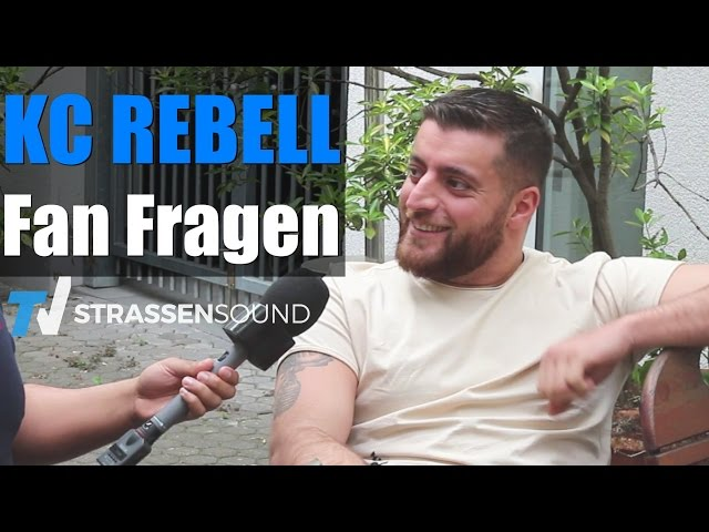 KC REBELL Fan Fragen: Fata Morgana, Azad, Kay One, SadiQ, Diloman, Said, Banger Musik, PA Sports