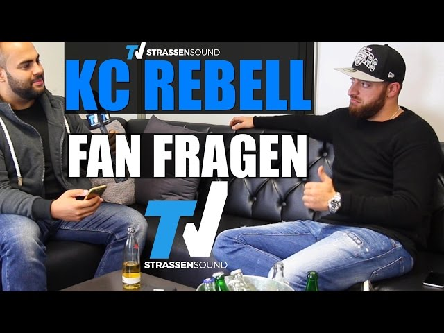 KC REBELL Interview: 187, Hamad 45, Pa Sports, KMN, Play69, Azad, RAF Camora, Kollegah, Neues Label