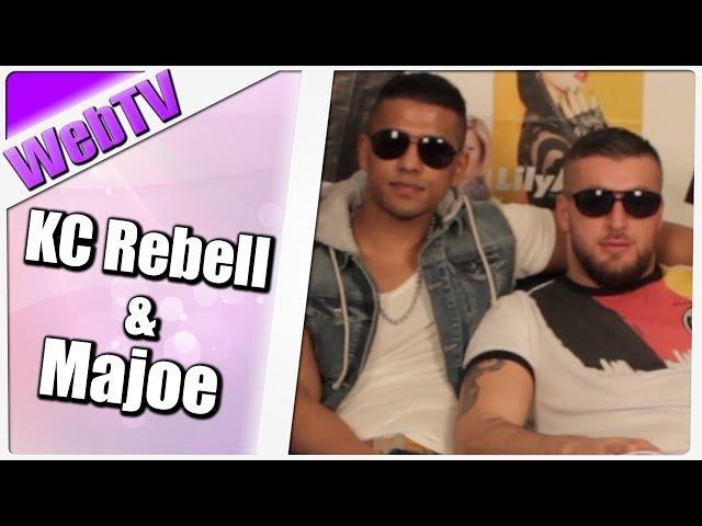 KC Rebell & Majoe verraten: Das geht ab bei der Banger-Tour!