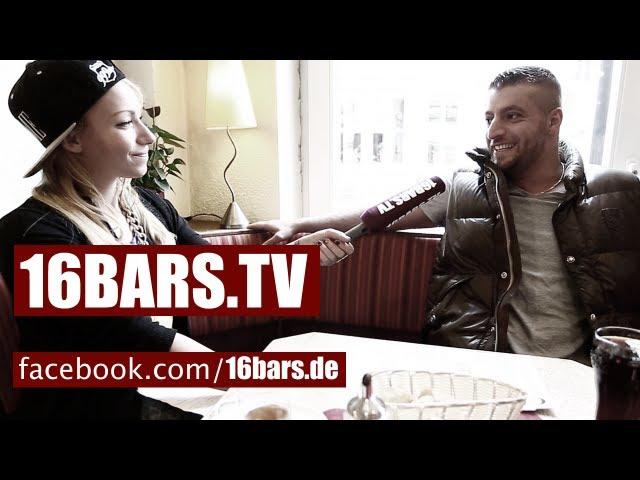 Interview: KC Rebell über sein Signing bei Banger Musik & sein kommendes Album (16BARS.TV)