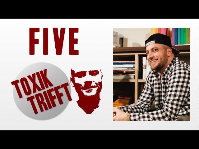 Toxik trifft - KC Rebell: Five - Fünf Banger-Tipps für die Schulzeit [Interview]