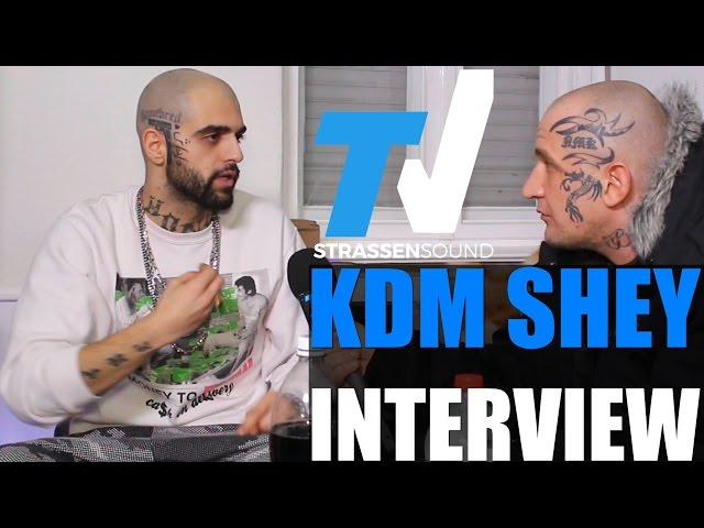 KDM Shey Interview: USA ausgewandert, Basstard, Crystal F, Trap, Ja Rule, Blokkmonsta, MC Bogy, Iran