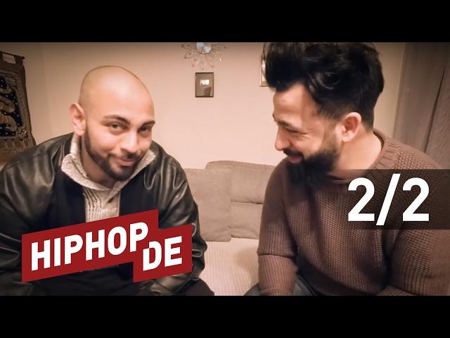 Kianush: Fanfragen, Fame, Rap auf Persisch, Azad, Hichkas, Rassismus & Politik (Interview) #waslos
