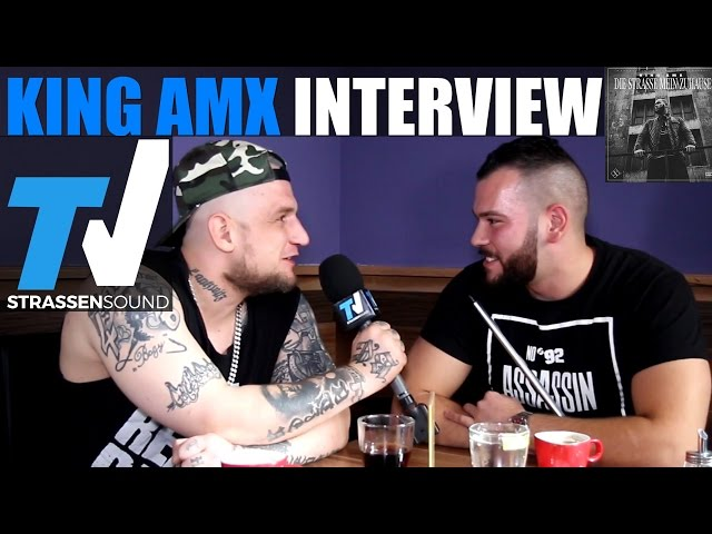 KING AMX Interview: Berlin Spandau, MC Bogy, Frauenarzt, B-Tight, Album Die Strasse Mein Zuhause, 50