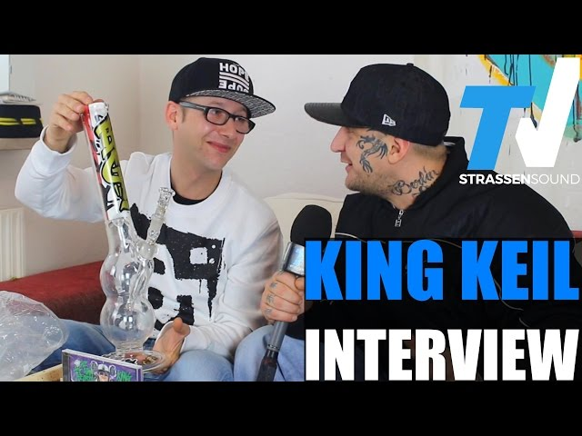 KING KEIL Interview: Big Bong Theorie, Frankfurt, Cypress Hill, Bogy, Kiffer Rap, Real Jay, Chaker