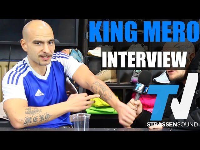 KING MERO Interview: Berlin, Dramafellaz, MC Bogy, Flying Steps, Album, Westcoast, 90`s, Rap, Mafia