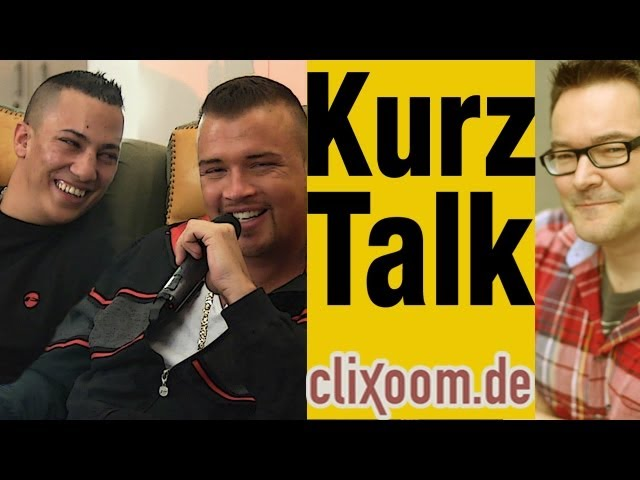Kollegah & Farid Bang: Ich hab 20kg abgenommen! KurzTalk