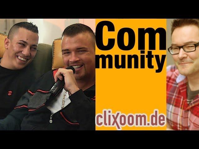 Kollegah & Farid Bang: Mein Oberarmumfang entspricht Sidos Beinumfang!  Community-Video!