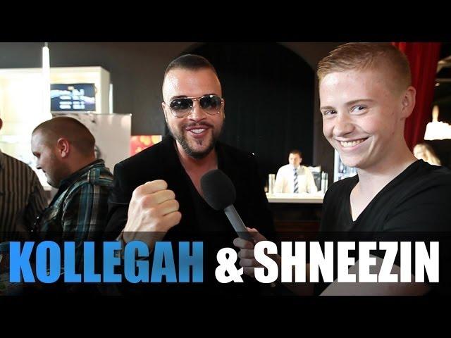 KOLLEGAH & 257ers INTERVIEW: FUSSNAGEL, SHNEEZIN, LeFloid, PLATIN, JBG3, CIRCUS HALLIGALLI, FARID