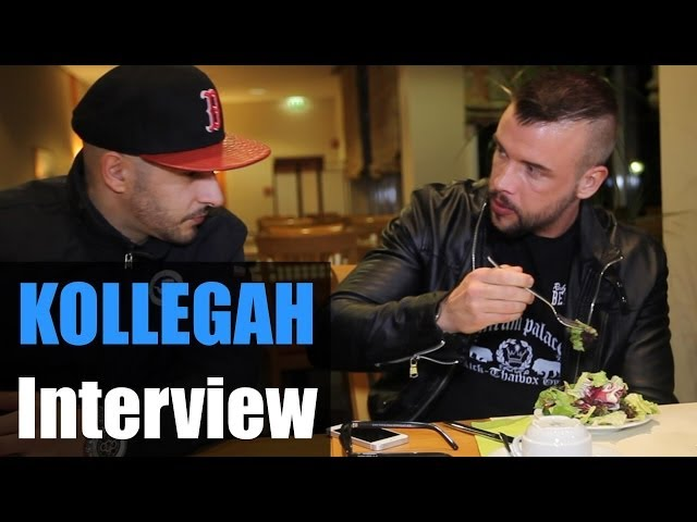 KOLLEGAH INTERVIEW: KING, SAVAS, FLER, MICHAEL JACKSON, KAY ONE, BUSHIDO, FARID, AZAD, ILLUMINATI