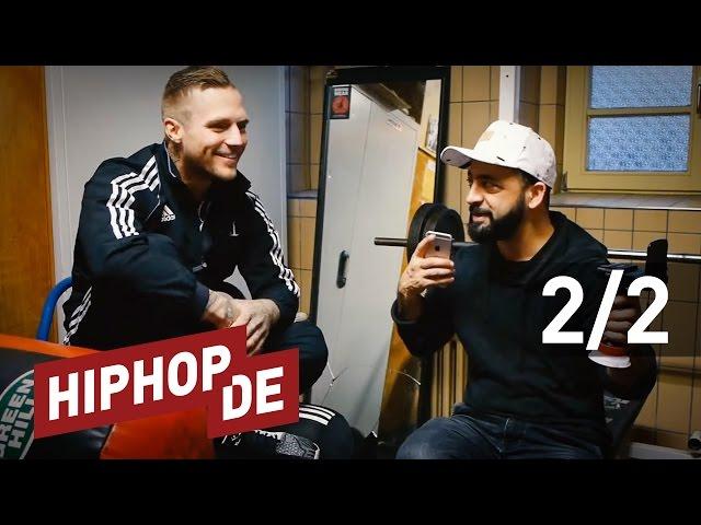 Kontra K: Fanfragen, Beef, 187 Strassenbande, Fler, Tattoos & Promiboxen (Interview) #waslos