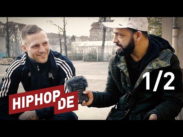 Kontra K: Musik vs. Sport, RAF Camora, Bonez MC, SSIO & Erziehung durch Boxen (Interview) #waslos
