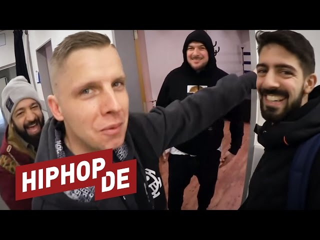 Kool Savas, Azad, Vega, Samy Deluxe, Cr7z & Co: Hinter den Kulissen vom Rap4Good – Aria Backstage