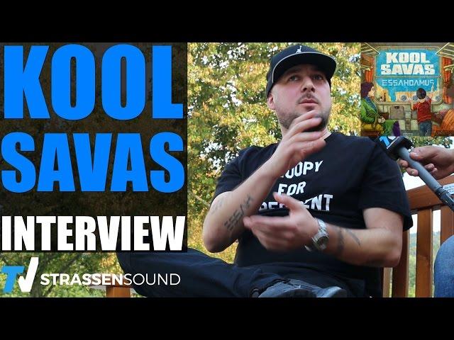 KOOL SAVAS Interview: Essahdamus, Kindheit, Flucht, Türkei, Azad, PA, KC, Kollegah, Sido, Bushido