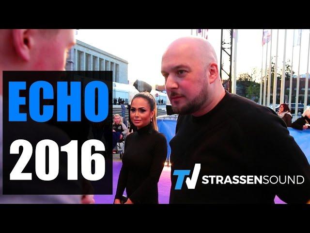 ECHO 2016: Kool Savas, Fantastischen Vier, Madcon, Smudo, Udo Lindenberg, Oliver Pocher, Menderes