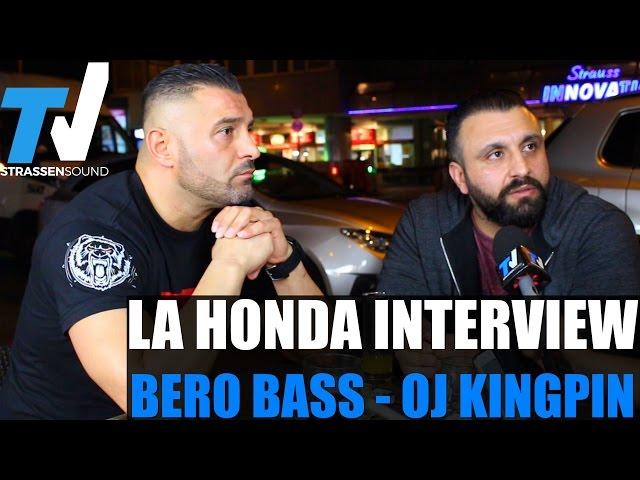LA HONDA Interview: KC Rebell, Xatar, Dizz Da, Bero Bass, OJ Kingpin, Banger, Beef Ende, Kurde, Köln