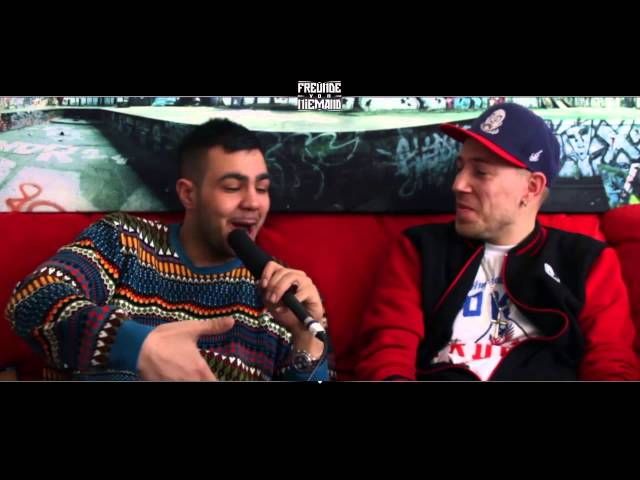 Liquit Walker - Freunde von Niemand Fan-Interview (Unter Wölfen 29.03.13)
