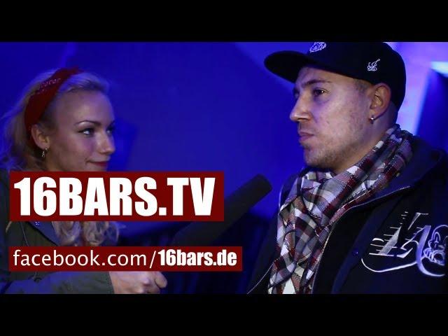 Liquit Walker über sein Signing bei Freunde von Niemand (16BARS.TV)