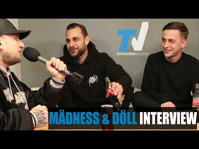 MÄDNESS & DÖLL Interview: Ich Und Mein Bruder, Four Music, Juice Cover, MC Bogy, Falco, YO! MTV Raps