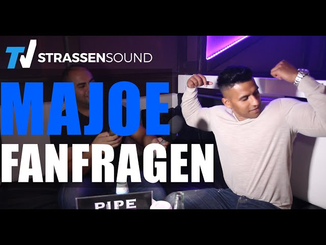 MAJOE Fan Fragen: Alpa Gun, Jasko, Flüchtlinge, Money Boy, AL-Gear, Bizeps, Ronnie Colemann, Tour