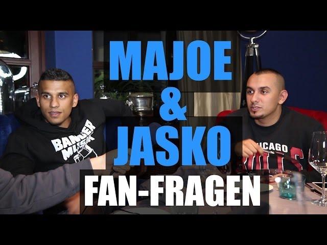 MAJOE & JASKO FANFRAGEN: BLOG, KOLLEGAH, AUTOBAHN, KC REBELL, FARID BANG, FIFA14, MARCO HUCK, BANGER