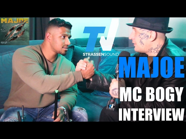 MAJOE & MC BOGY Interview: Massiv, Battle Rap, Fitness, Studium, Farid, ADT, Jasko, Sido, Kollegah