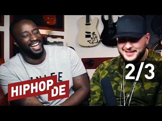 Manuellsen & KEZ in Rage: NRW-Verbote, 187, Azet, Kollegah & SpongeBozz (Interview) – On Point Talk