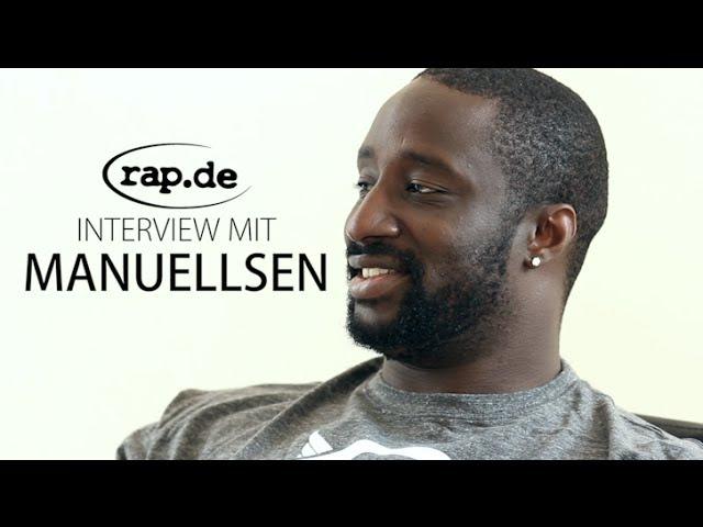 MANUELLSEN über Rassismus im Rap und in der Musikindustrie (rap.de-TV)