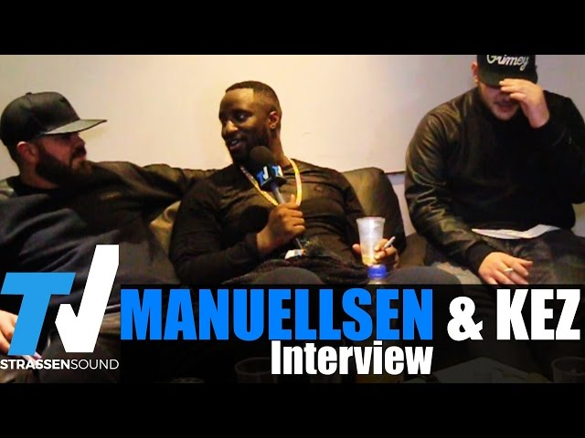 MANUELLSEN & KEZ Interview: EiskalteKiller, Kay One, KillEmAll #3, Bushido, Shindy, PA Sports, 81