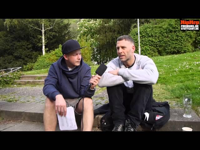 Marcus Staiger - Interview mit HipHopFreiburg.de