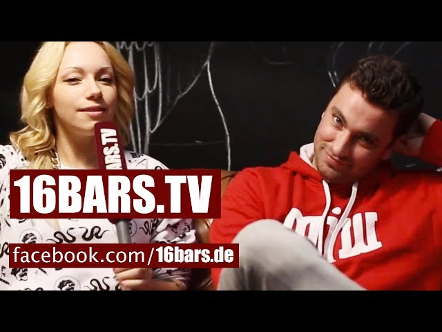 Interview: Marteria über das Deutschrap-Jahr 2013 (16BARS.TV)