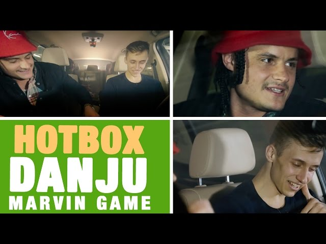 Hotbox mit Danju & Marvin Game (16BARS.TV)