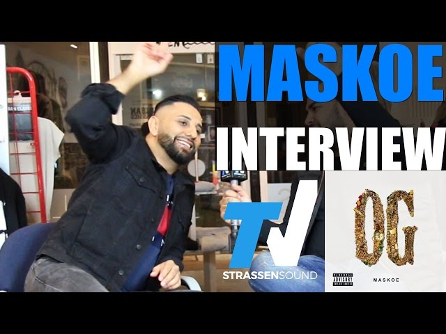 MASKOE Interview: OG, 2Pac Mord, B.G.Knocc Out, Trap, Unfall, Farid Bang, Kool Savas, PA Sports, RAF