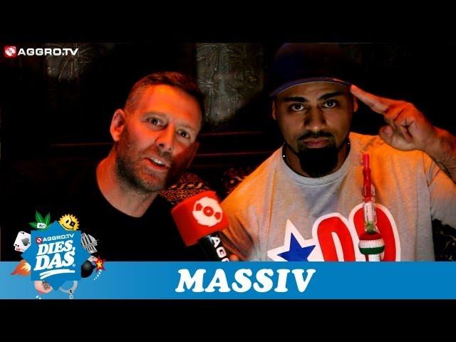 MASSIV - DIES DAS - SHISHA RAUCHEN MIT STAIGER (OFFICIAL HD VERSION AGGRO.TV)